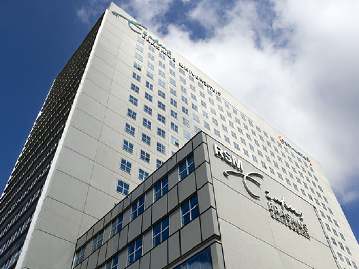 Rotterdam, 11-08-2007RSMgebouwen exterieurT-gebouw