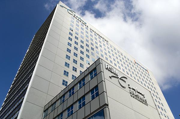 Rotterdam, 11-08-2007 RSM gebouwen exterieur T-gebouw